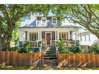 Photo 1: 1807 E 35TH AV in Vancouver: Victoria VE House for sale (Vancouver East)  : MLS®# V1021525