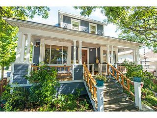 Photo 2: 1807 E 35TH AV in Vancouver: Victoria VE House for sale (Vancouver East)  : MLS®# V1021525