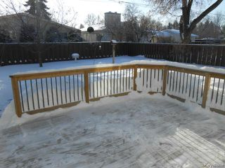 Photo 18: 4 Venus Bay in WINNIPEG: Manitoba Other Residential for sale : MLS®# 1326543