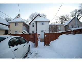 Photo 17: 95 Lansdowne Avenue in WINNIPEG: West Kildonan / Garden City Residential for sale (North West Winnipeg)  : MLS®# 1401785