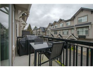 "Photo 9: 720 ORWELL Street in North Vancouver: Lynnmour Townhouse for sale in ""WEDGEWOOD"" : MLS®# V1050702"