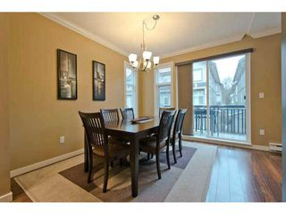 "Photo 7: 720 ORWELL Street in North Vancouver: Lynnmour Townhouse for sale in ""WEDGEWOOD"" : MLS®# V1050702"