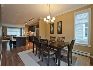 "Photo 5: 720 ORWELL Street in North Vancouver: Lynnmour Townhouse for sale in ""WEDGEWOOD"" : MLS®# V1050702"