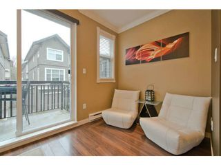 "Photo 8: 720 ORWELL Street in North Vancouver: Lynnmour Townhouse for sale in ""WEDGEWOOD"" : MLS®# V1050702"