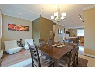 "Photo 6: 720 ORWELL Street in North Vancouver: Lynnmour Townhouse for sale in ""WEDGEWOOD"" : MLS®# V1050702"