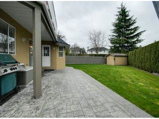 """Photo 20: 13416 14TH Avenue in Surrey: Crescent Bch Ocean Pk. House for sale in """"MARINE TERRACE"""" (South Surrey White Rock)  : MLS®# F1406776"""