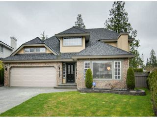 """Photo 1: 13416 14TH Avenue in Surrey: Crescent Bch Ocean Pk. House for sale in """"MARINE TERRACE"""" (South Surrey White Rock)  : MLS®# F1406776"""