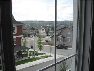 Photo 1: 50 EVANSVIEW Road NW in CALGARY: Evanston Townhouse for sale (Calgary)  : MLS®# C3610458