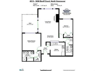 "Photo 14: 313 3658 BANFF Court in North Vancouver: Northlands Condo for sale in ""The Classics"" : MLS®# V1062281"