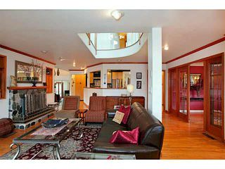 Photo 7: 4184 DOLLAR Road in North Vancouver: Dollarton House for sale : MLS®# V1099433