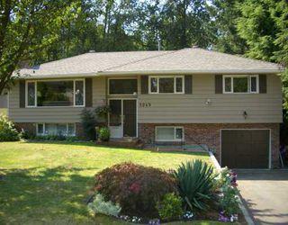 """Photo 1: 5249 CLAUDE AV in Burnaby: Burnaby Lake House for sale in """"BURNABY LAKE"""" (Burnaby South)  : MLS®# V609507"""