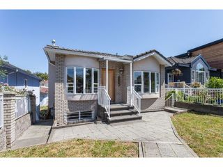 "Photo 1: 4766 KNIGHT Street in Vancouver: Knight House for sale in ""KNIGHT"" (Vancouver East)  : MLS®# V1128909"