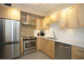 "Photo 10: 108 5811 177B Street in Surrey: Cloverdale BC Condo for sale in ""LATIS"" (Cloverdale)  : MLS®# R2023487"