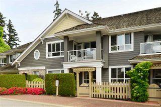 "Photo 1: 43 15055 20 Avenue in Surrey: Sunnyside Park Surrey Condo for sale in ""Highgrove"" (South Surrey White Rock)  : MLS®# R2065183"