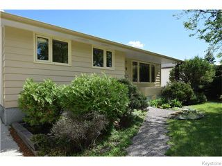 Photo 1: 9 Verbena Street in Winnipeg: West Kildonan / Garden City Residential for sale (North West Winnipeg)  : MLS®# 1613340