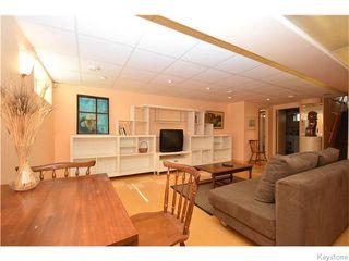 Photo 14: 9 Verbena Street in Winnipeg: West Kildonan / Garden City Residential for sale (North West Winnipeg)  : MLS®# 1613340