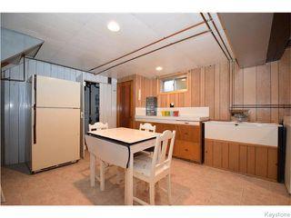 Photo 15: 272 Scotia Street in Winnipeg: West Kildonan / Garden City Residential for sale (North West Winnipeg)  : MLS®# 1613575