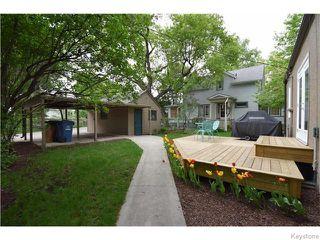 Photo 19: 272 Scotia Street in Winnipeg: West Kildonan / Garden City Residential for sale (North West Winnipeg)  : MLS®# 1613575