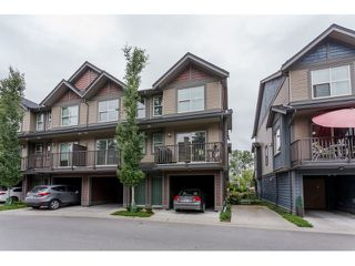 Photo 1: 78 7121 192 Street in Surrey: Clayton Townhouse for sale (Cloverdale)  : MLS®# R2075029
