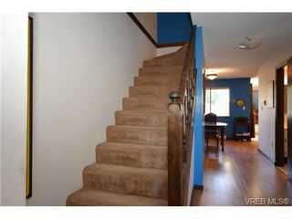 Photo 4: 19 1741 McKenzie Avenue in VICTORIA: SE Mt Tolmie Townhouse for sale (Saanich East)  : MLS®# 367753