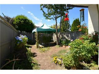 Photo 20: 19 1741 McKenzie Avenue in VICTORIA: SE Mt Tolmie Townhouse for sale (Saanich East)  : MLS®# 367753