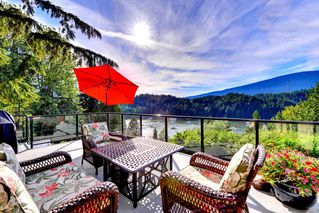 """Photo 1: 3945 BEDWELL BAY Road: Belcarra House for sale in """"Bedwell Bay"""" (Port Moody)  : MLS®# R2091421"""