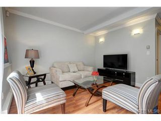 Photo 5: C 142 St. Lawrence St in VICTORIA: Vi James Bay Row/Townhouse for sale (Victoria)  : MLS®# 738005