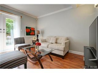 Photo 3: C 142 St. Lawrence St in VICTORIA: Vi James Bay Row/Townhouse for sale (Victoria)  : MLS®# 738005