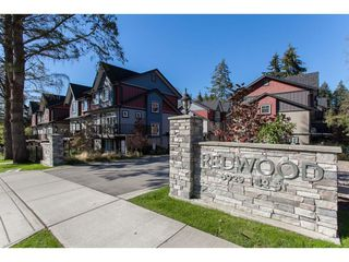 "Photo 2: 23 6929 142 Street in Surrey: East Newton Townhouse for sale in ""Redwood"" : MLS®# R2110945"
