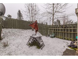 "Photo 17: 143 32550 MACLURE Road in Abbotsford: Abbotsford West Townhouse for sale in ""Clearbrook Village"" : MLS®# R2141277"