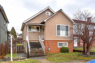 Main Photo: 3371 NAPIER Street in Vancouver: Renfrew VE House for sale (Vancouver East)  : MLS®# R2158222