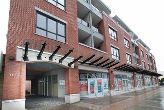 "Photo 1: 411 7655 EDMONDS Street in Burnaby: Highgate Condo for sale in ""BELLA"" (Burnaby South)  : MLS®# R2162563"