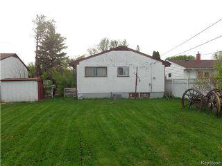 Photo 3: 263 Olive Street in Winnipeg: St James Residential for sale (5F)  : MLS®# 1713880