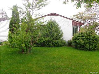 Photo 1: 263 Olive Street in Winnipeg: St James Residential for sale (5F)  : MLS®# 1713880