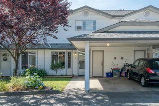Main Photo: 3 11757 207 Street in Maple Ridge: Southwest Maple Ridge Townhouse for sale : MLS®# R2187764