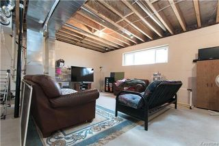 Photo 16: 1335 Fraser Road in Winnipeg: South St Vital Residential for sale (2M)