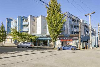 Photo 1: 102 4893 CLARENDON STREET in Vancouver: Collingwood VE Condo for sale (Vancouver East)  : MLS®# R2211401