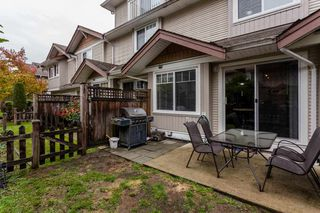 "Photo 20: 89 12711 64 Avenue in Surrey: West Newton Townhouse for sale in ""Pallette On The Park"" : MLS®# R2216923"