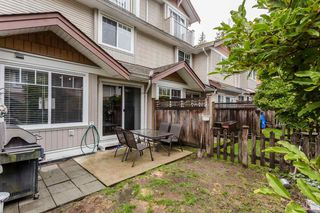 "Photo 19: 89 12711 64 Avenue in Surrey: West Newton Townhouse for sale in ""Pallette On The Park"" : MLS®# R2216923"