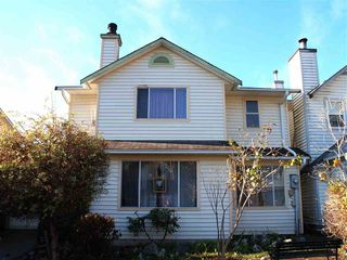 "Photo 1: 25 11125 232 Street in Maple Ridge: East Central House for sale in ""THE VILLAGE AT KANAKA"" : MLS®# R2217753"