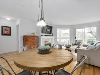 Photo 11: 211 2105 West 42nd Ave in The Brownstone: Home for sale