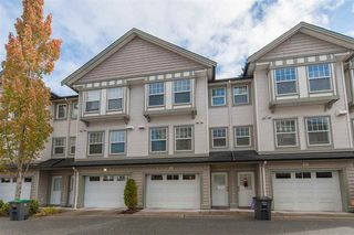 Photo 1: 25 8638 159 STREET in Surrey: Fleetwood Tynehead Townhouse for sale : MLS®# R2214211