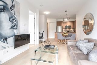"""Photo 1: 106 245 BROOKES Street in New Westminster: Queensborough Condo for sale in """"DUO AT PORT ROYAL"""" : MLS®# R2232821"""