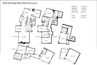 Photo 20: 4345 ROCKRIDGE ROAD in West Vancouver: Rockridge House for sale : MLS®# R2221844