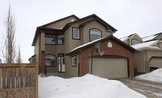 Main Photo: 383 BRIDLEMEADOWS Common SW in Calgary: Bridlewood House for sale : MLS®# C4165991