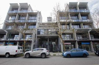 "Photo 1: 213 428 W 8TH Avenue in Vancouver: Mount Pleasant VW Condo for sale in ""XL LOFTS"" (Vancouver West)  : MLS®# R2245419"