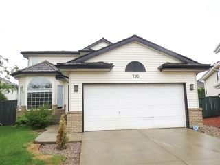 Main Photo: 795 Blackburn Place in Edmonton: Zone 55 House for sale : MLS®# E4101531