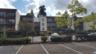 Photo 1: 216 15268 100 AVENUE in Surrey: Guildford Condo for sale (North Surrey)  : MLS®# R2206064