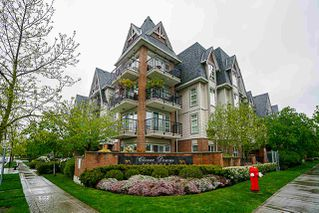 "Photo 1: 403 17769 57 Avenue in Surrey: Cloverdale BC Condo for sale in ""Clover Down Estates"" (Cloverdale)  : MLS®# R2261769"