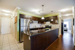"Photo 7: 403 17769 57 Avenue in Surrey: Cloverdale BC Condo for sale in ""Clover Down Estates"" (Cloverdale)  : MLS®# R2261769"